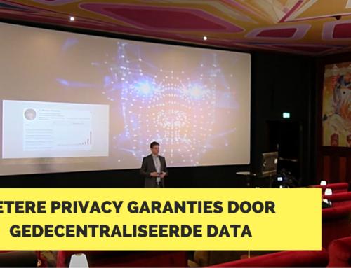 Betere privacy garanties door gedecentraliseerde data